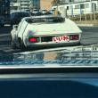 街で見掛けた車達(ロータスヨーロッパ)