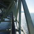 明石海峡大橋は迫力満点!