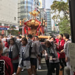 新宿は祭りだ❣️まつりだ❣️