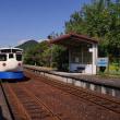 DMVを見に四国へ(その10 予土線で宇和島へ。務田駅から北宇和島は秘境。)