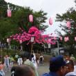 氷川神社の獅子舞奉納 2017.8.20