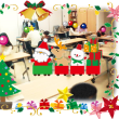 教室 風景 (きょうしつ ふうけい) [2017/12/11]