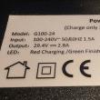 危険なリチウムバッテリーのチャージャー