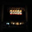 舞台と灯籠