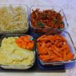 大量の人参の処理を兼ね、人参づくしの常備菜作りに挑戦しました