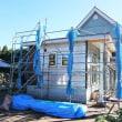 いすみ市『 大原 Kさんの家の増築工事 』⌂Made in 外房の家。は大工工事引き続き順調進行中!&外壁工事開始!しました。