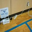 第二福田小学校の避難所生活の補助ツール