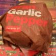 <gourmet>マクドナルド グラン ガーリックペッパー