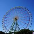 青空と観覧車・ひたち海浜公園