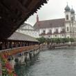 スイス涼風紀行3 花で彩られた美しい街