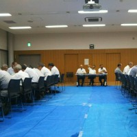 長野市東北部水害対策問題懇話会の総会を開催