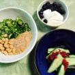 8・23・食生活を改善してみようかと。。。初日