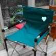 【蘭布】アウトドア椅子修理