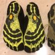 持ってる靴 Vibram V-run(2代目)