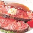 生肉が食べたくて・・・