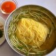 今年の訪朝期間中に食べた、「平壌冷麺以外の冷麺」