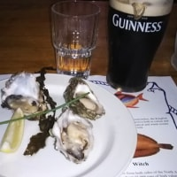 ギネスと牡蠣
