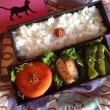 海苔ご飯と食べる緑茶