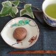 秋のバラ そして和菓子でお茶時間