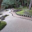 足立美術館のお庭
