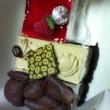 パティスリー「モンプリュ」のケーキ