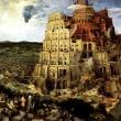 ピーテル・ブリューゲル 「バベルの塔」1563年作