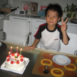 誕生日 5歳になりました。