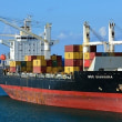 MSCコンテナ船のウクライナ人船長の失踪を調査  イタリア警察