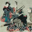江戸の女性弦楽三重奏