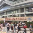 来ました、京セラドーム!