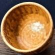 遊び心 黄瀬戸釉彫文茶碗 伝バーナード・リーチ作 茶碗 その4