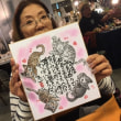 『札幌チカホ(北3条)でお絵描き!!』