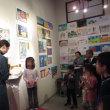 世田谷児童絵画展2018表彰式