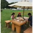 キャンプ報告♪帯広 麦音 柳月