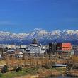 白銀の立山連峰一望・富山県美術館 ■2017_12_8
