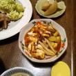 食べたい時のホッとごはん:麻婆茸豆腐