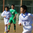サッカー部  1年生大会  一次リーグ