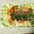 鰹のタタキのサラダ盛り♪