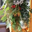 クリスマスのスワッグのレッスン参加