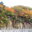八幡平森の大橋周辺の紅葉!(2017.10.12)