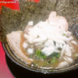 王道家/チャーシューメン(3枚)+のり+玉ネギ (930円)