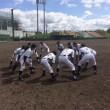 【部活動】野球部大会 バレー部高校と合同練習