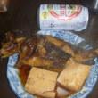 豆腐で醤油味ww