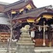 「京都古社寺探訪」瀧尾神社・京阪東福寺下車から旧街道の面影を残す本町通りを北へ歩くと、住宅街のなかに突然、立派な鳥居とたくさんの提灯に囲まれた瀧尾神社が現れます。