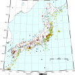 ちょっと気になる報道されないマグニチュード5.9深さ10km三陸沖震源の広域地震