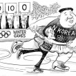 各国の風刺画