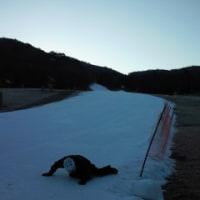 今シーズン初スキー!