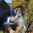 奥志賀 栄村 雑魚川の滝 大滝=おおぜん