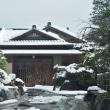 雪の峠は越え、次の寒波は日曜から・・・舟橋村