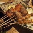 秋刀魚の中にエノキを見た - 浅草/ハレノイチ(初) -